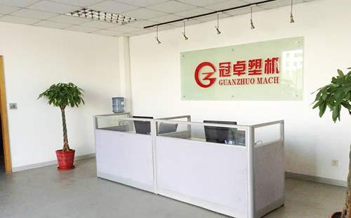 闵行区七莘路周边logo形象墙制作案例